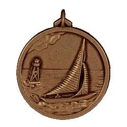 Bronze Sailing Medals