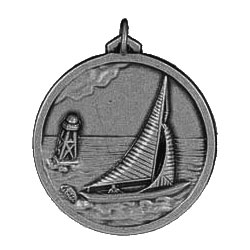 Silver Sailing Medals