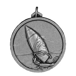 Silver Windsurfing Medals