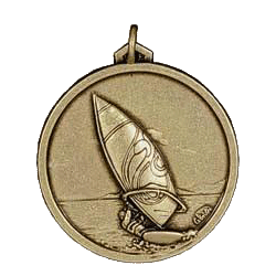 Gold Windsurfing Medals