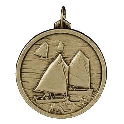 Gold Sailing Medals