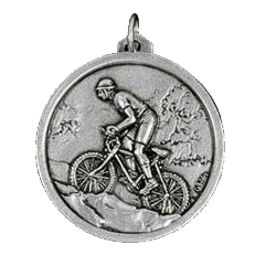 Silver Mountain Bike Medals